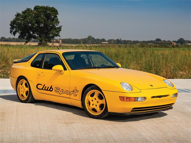 Picture of '92 Porsche 968 located in Hammersmith London - RALX