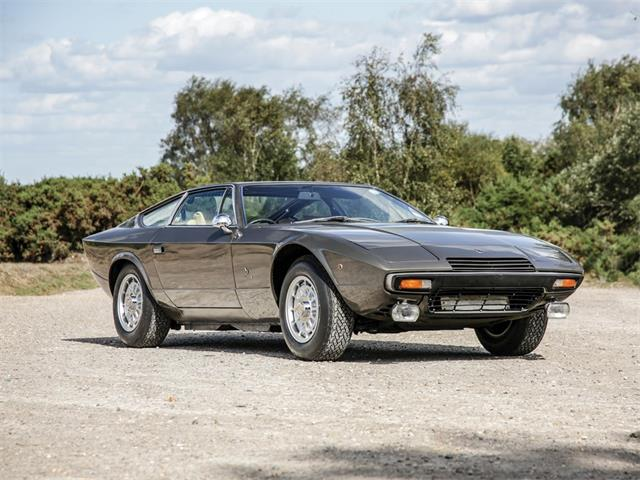 Picture of '76 Maserati Khamsin Auction Vehicle Offered by  - RALY