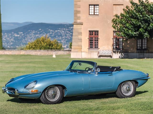 Picture of Classic '64 Jaguar E-Type Auction Vehicle Offered by  - RALZ