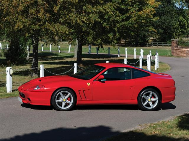 Picture of 2002 575M Maranello located in London Auction Vehicle - RAM2
