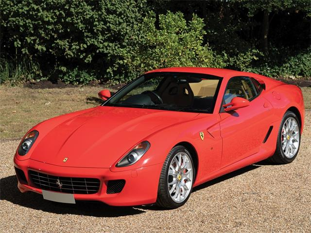 Picture of 2007 Ferrari 599 GTB located in London Auction Vehicle - RAM3