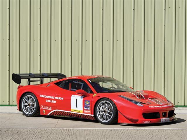 Picture of 2011 Ferrari 458 - RAM4