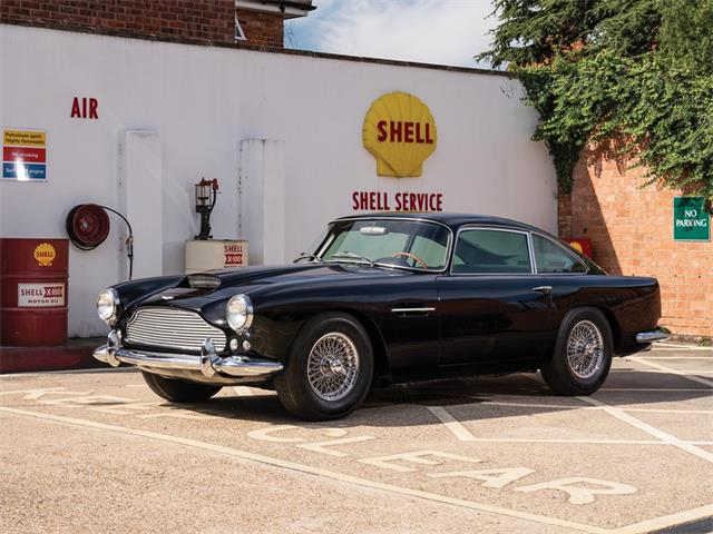 Picture of '61 DB4 - RAM5