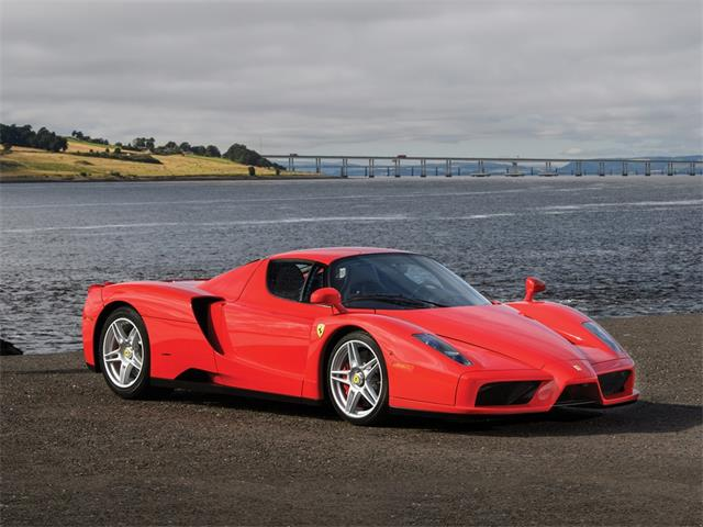 Picture of 2003 Enzo located in Hammersmith London Offered by  - RAMA