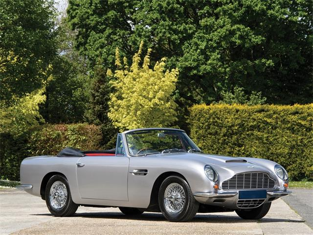 Picture of '68 DB6 - RAMF