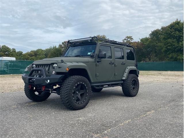 Picture of 2016 Jeep Wrangler - $44,500.00 - R87G