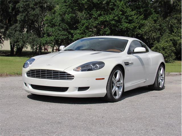 Picture of '09 DB9 - RAMI