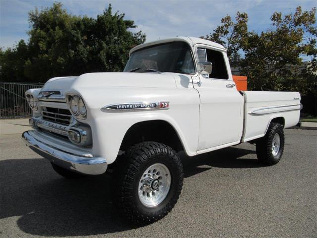 Picture of '59 Apache - RAMO