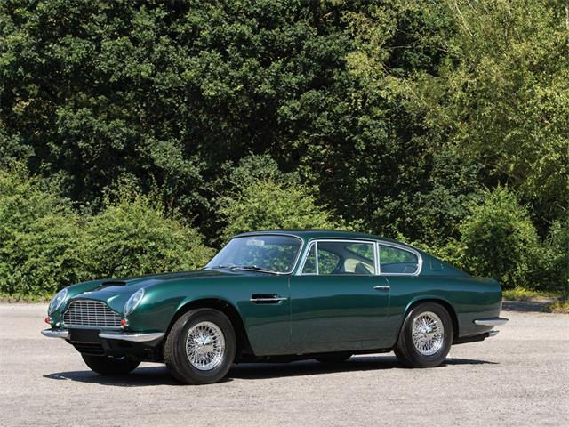 Picture of '70 DB6 - RAMT