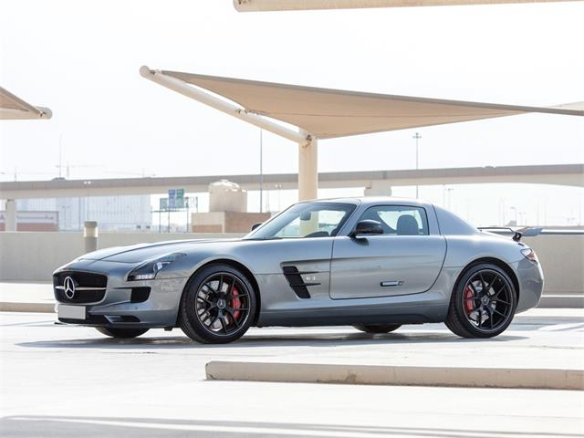 Picture of '14 SLS AMG - RAN0