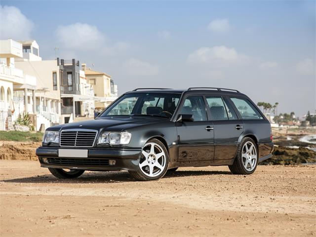 Picture of '93 Mercedes-Benz E36 located in London Auction Vehicle Offered by  - RAN5