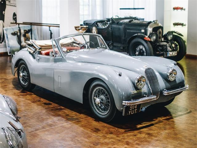 Picture of '53 XK120 - RANF