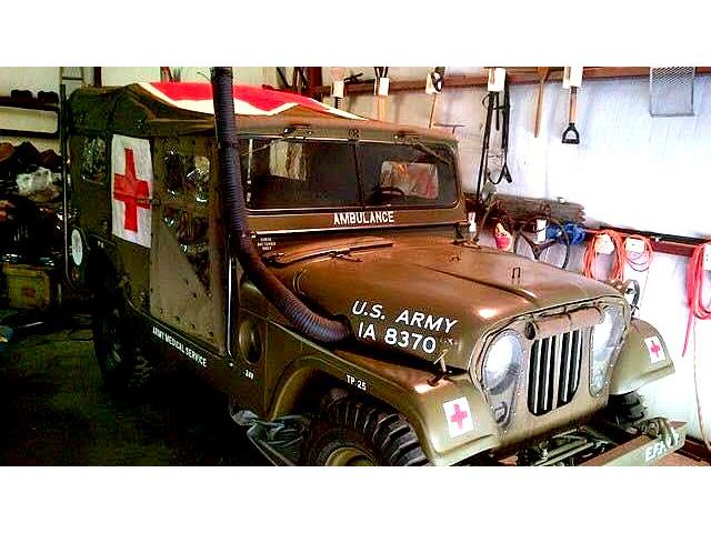 Picture of '55 Military Jeep - RANX