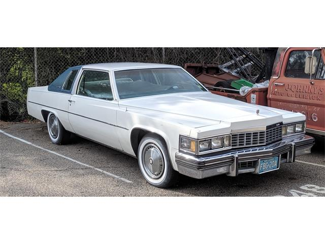 Picture of '77 Coupe DeVille - RAOD