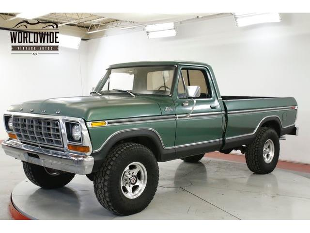 Picture of '78 F250 - RAPF
