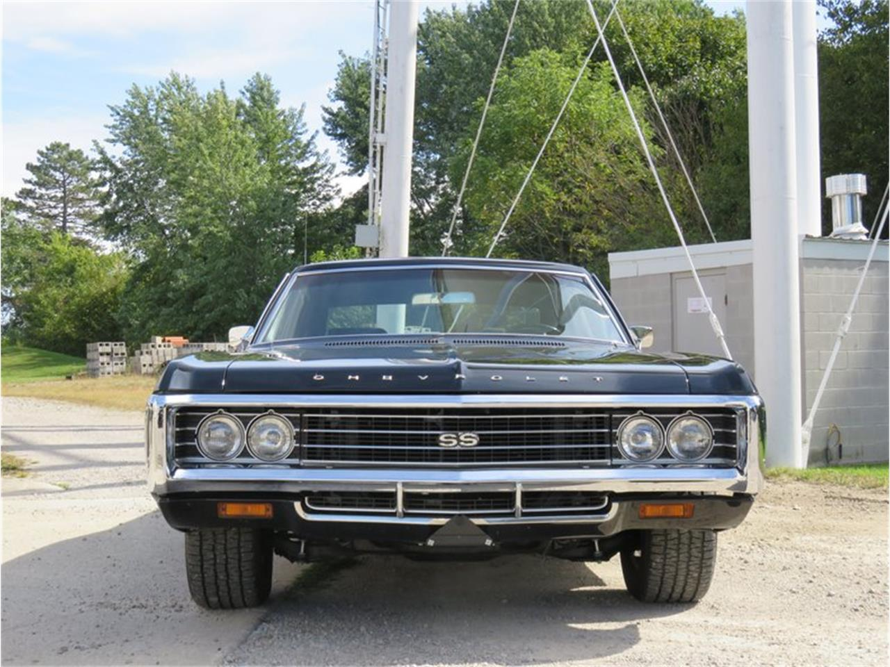 Large Picture of '69 Impala - R885