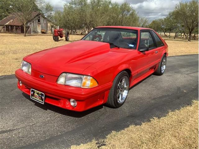 Picture of '92 Mustang - RAU5