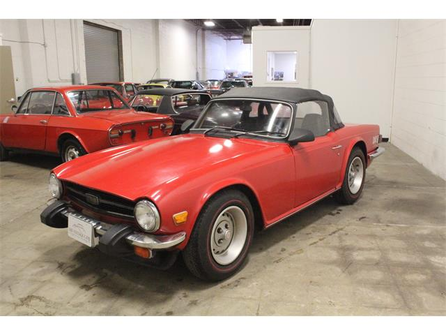 Picture of '76 TR6 - R88C