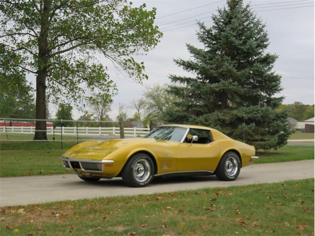 Picture of '72 Corvette - RAW3