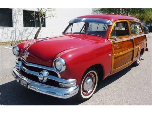 Picture of '51 Country Squire - RAWO