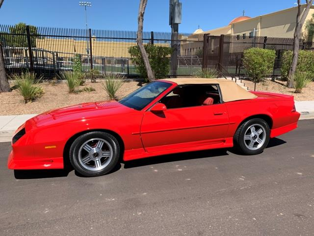 Picture of '91 Camaro Z28 - RAY3