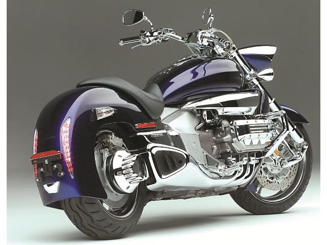 Picture of '04 Motorcycle - RAYD