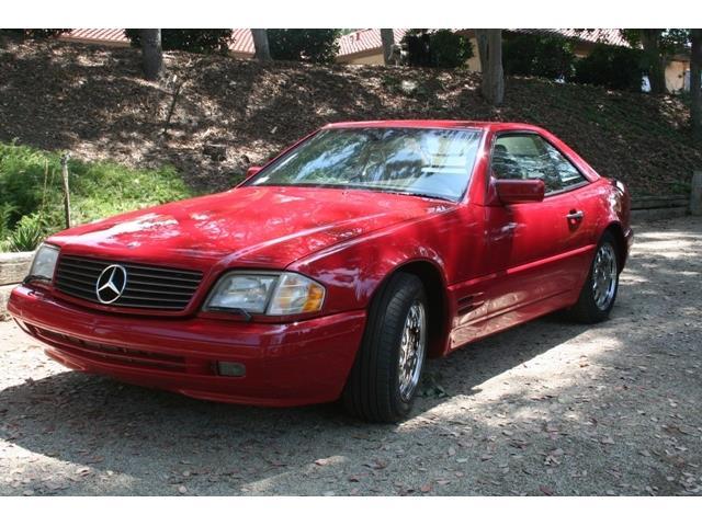 1997 Mercedes-Benz SL500