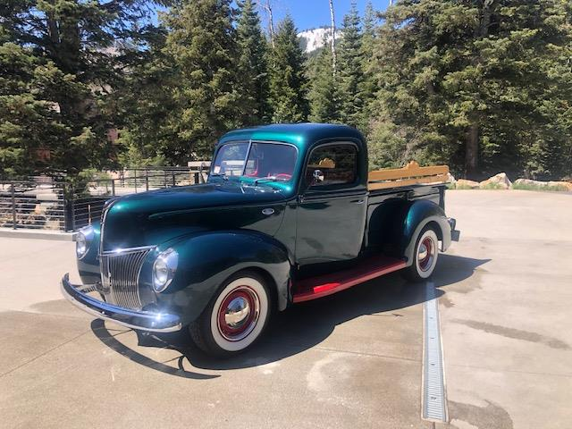 1940 Ford F100