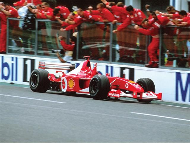Picture of '02 Ferrari F2002 Offered by  - RB1H
