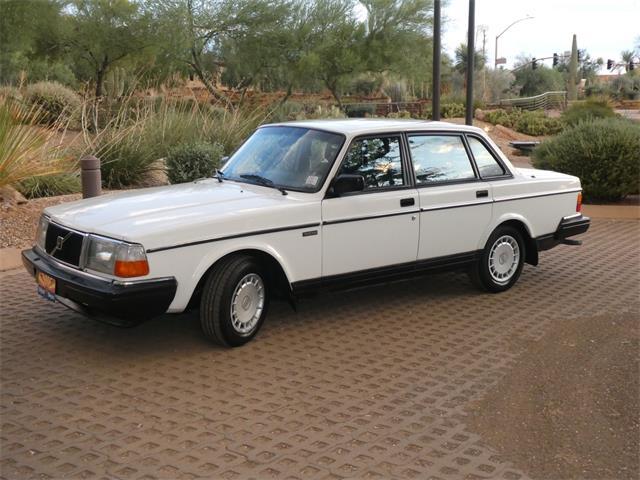 Picture of '92 Volvo 240 located in Arizona - $6,500.00 - R890