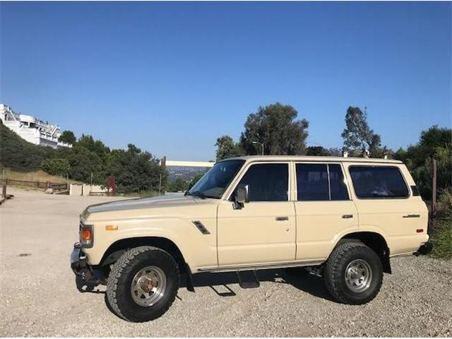 Picture of '85 Land Cruiser FJ - RB2O