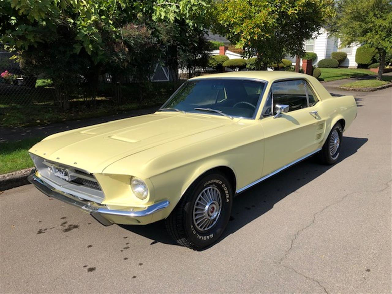 For Sale: 1967 Ford Mustang in Vancouver, Washington