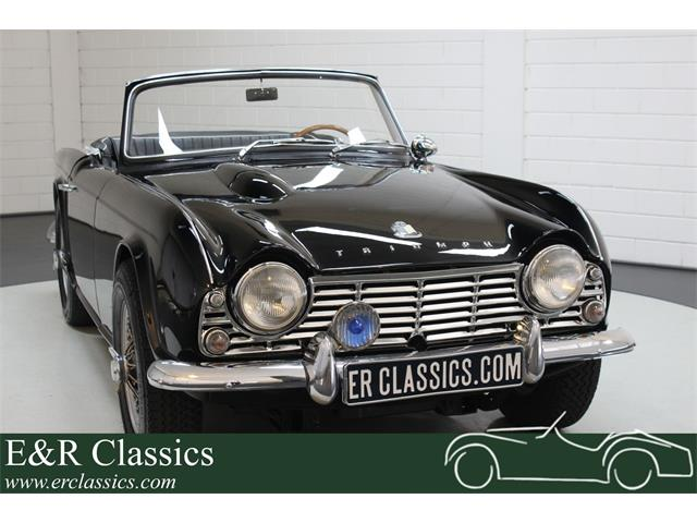 Picture of '63 TR4 - RB4H