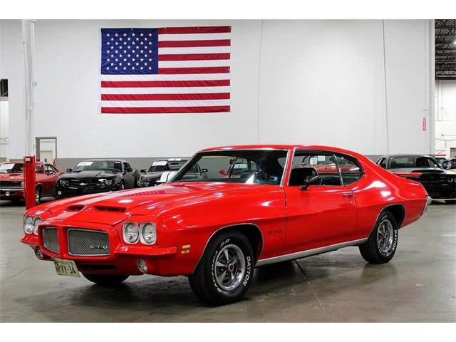 Picture of '71 GTO - RB4N