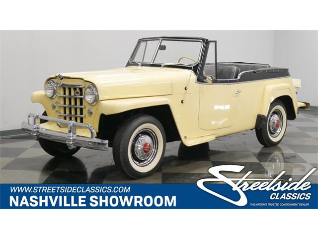 Picture of '51 Jeepster - RB59