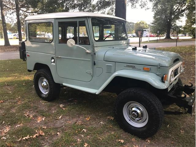 Picture of '72 Land Cruiser FJ - RB65