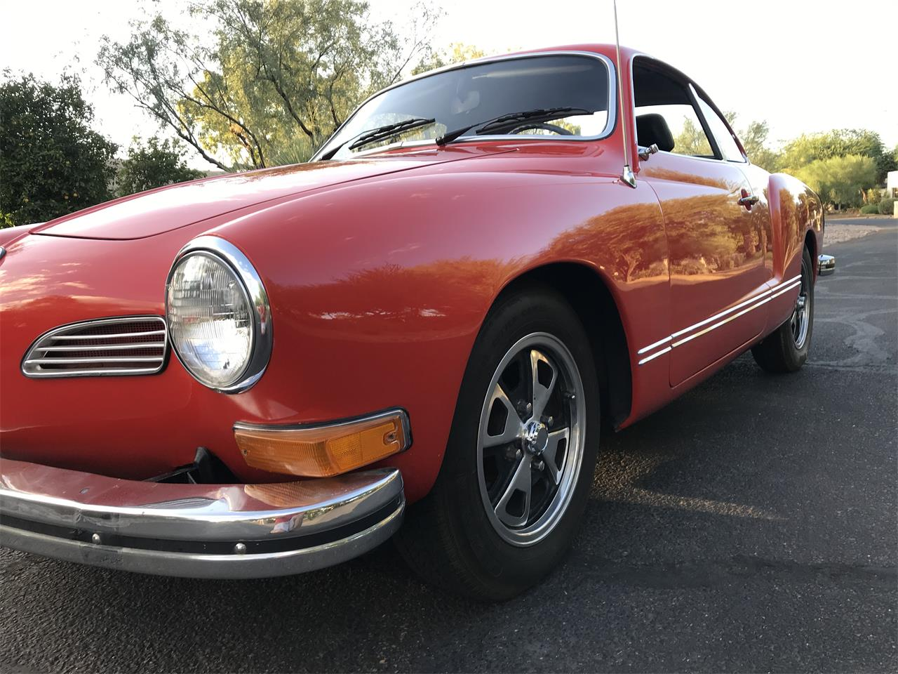 Large Picture of '73 Karmann Ghia - R89L