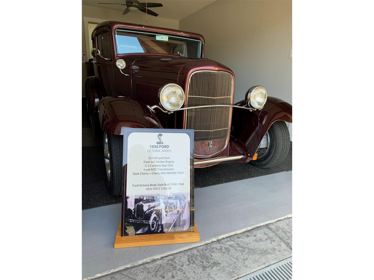 Large Picture of '30 Victoria - R89N