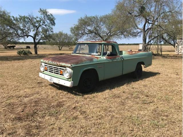 Picture of '67 Pickup - RBA4
