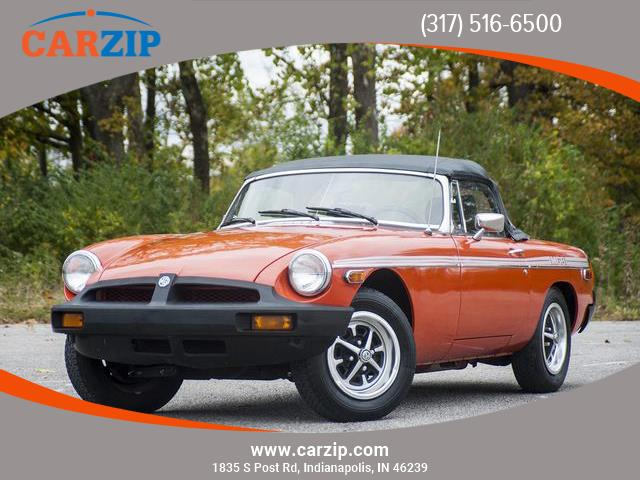 Picture of '75 MGB - RBAU