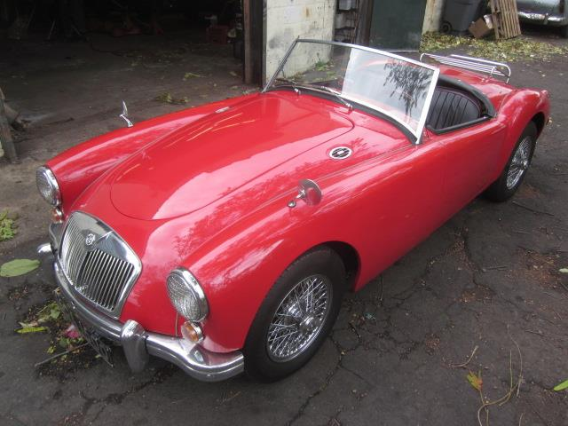 Picture of '60 MGA - RBCQ