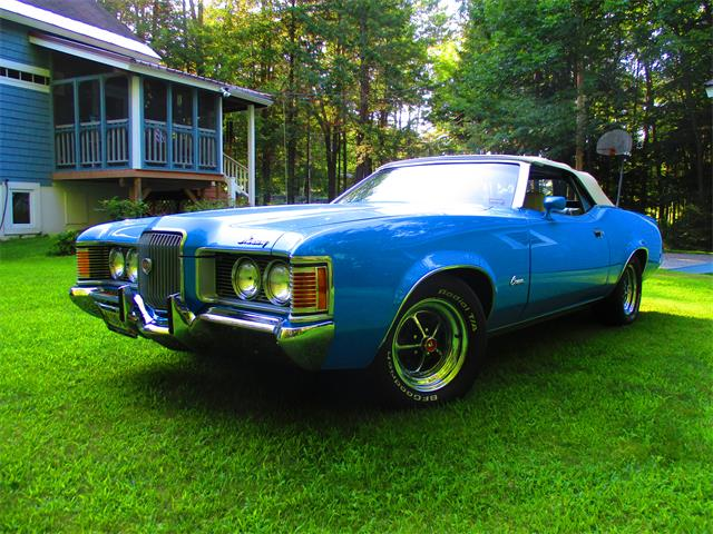 Picture of '72 Cougar XR7 - RBD9