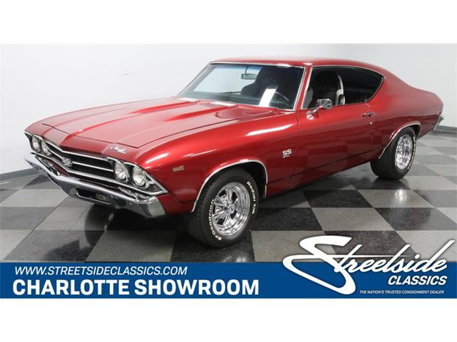 Picture of '69 Chevelle - RBE9