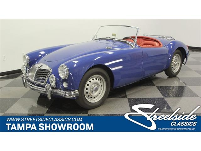 Picture of '59 MGA - RBEN
