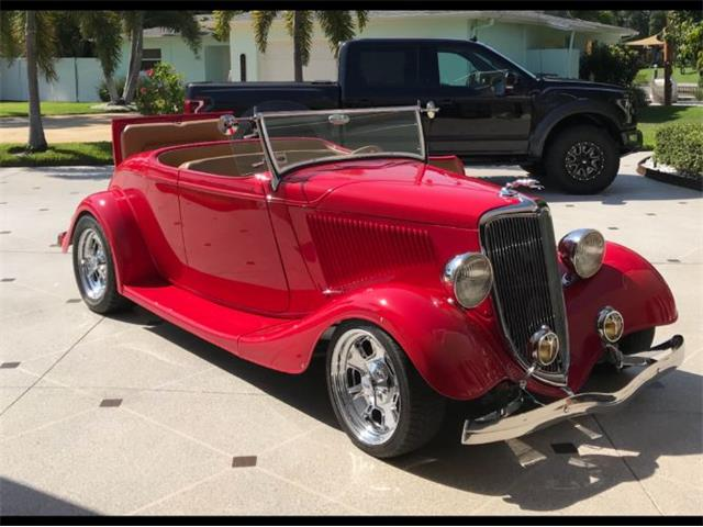 Picture of '34 Roadster - RBH8