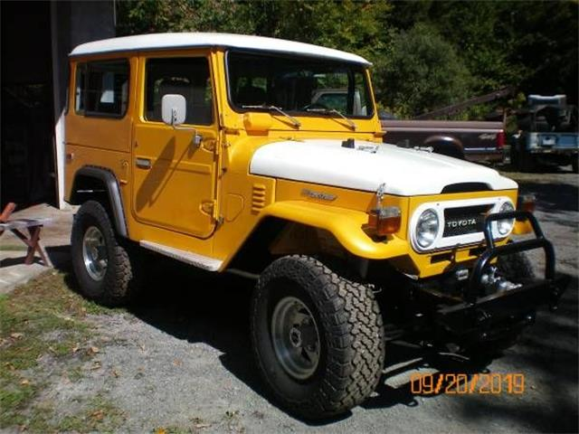 Picture of '78 Land Cruiser FJ - RBHD