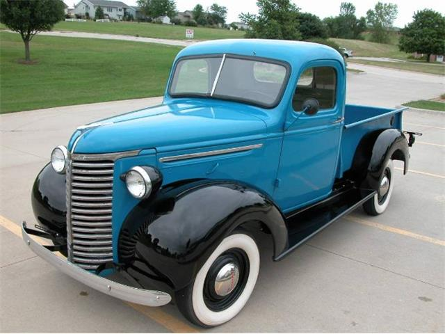 Picture of '39 Pickup - RBHQ