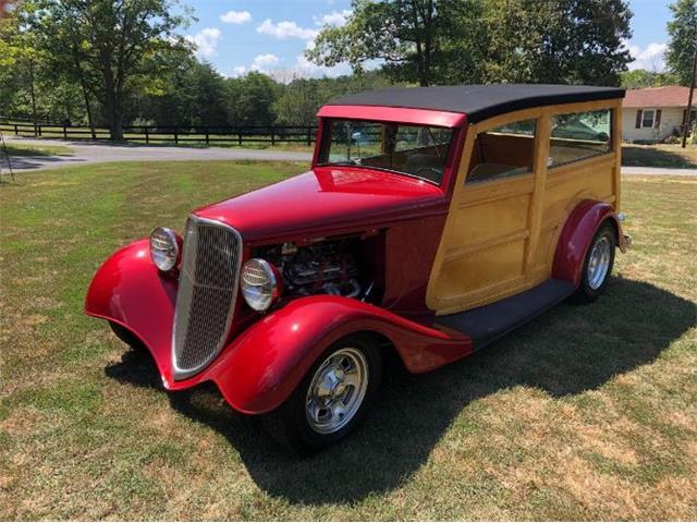 Picture of '34 Woody Wagon - RBI0