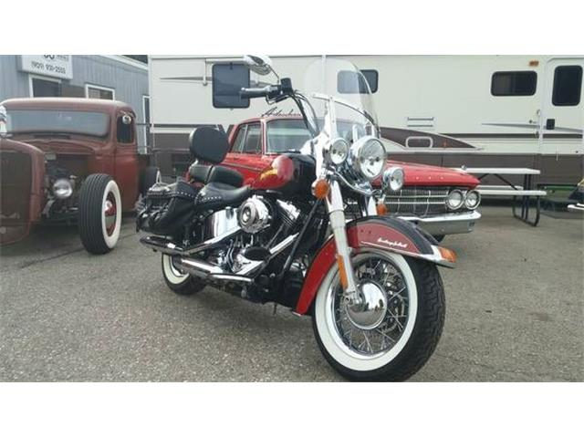 Picture of '10 Softail - R8AQ