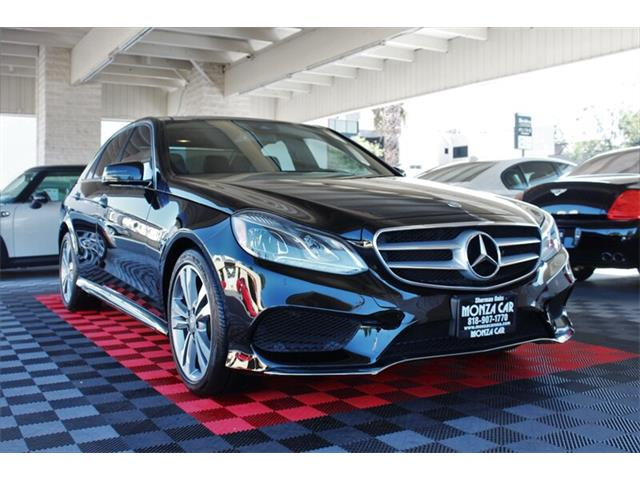 Picture of '14 E-Class - RBJJ